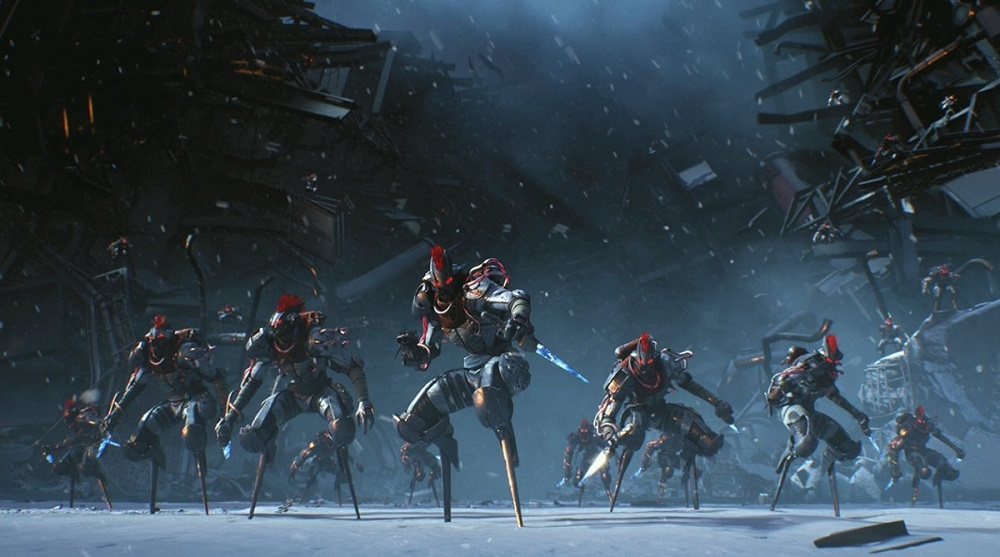 Destiny Rise of Iron Çıktı