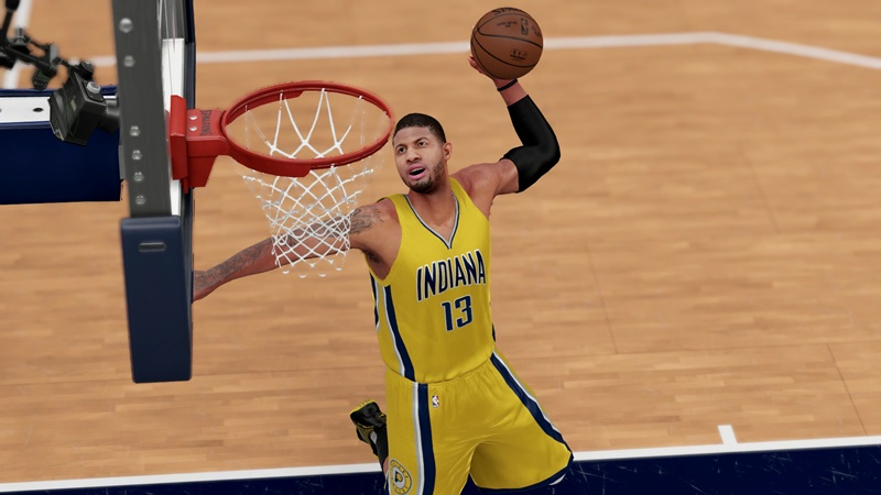 NBA 2K17 Yeni Video