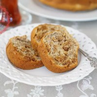Dried Fig Bundt Cake Recipe