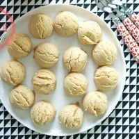 Hazelnut Groom Cookies Recipe