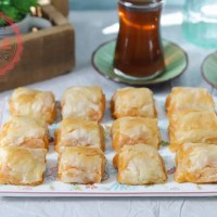 Potato Borek With Phyllo Dough