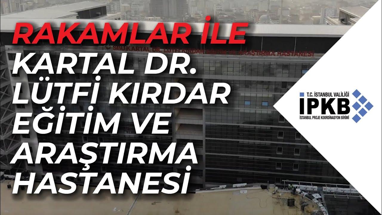 Lütfi Kırdar Hastanesi önünde kuyruklar