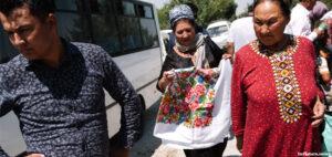 Туркменистан: Растет число визитеров в соседние страны