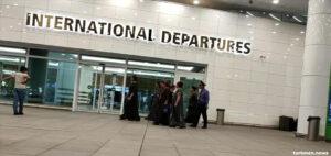 Чартер FlyDubai заберет очередную группу иностранцев из Туркменистана