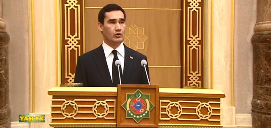 Сердар Бердымухамедов отправится в Японию на открытие Олимпийских игр
