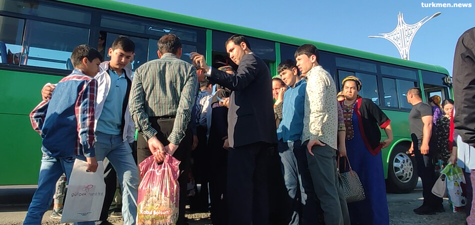 Неделя в Туркменистане: Профанация карантина, неработающее отопление и возбуждение дела на «туркменскую Тихановскую»