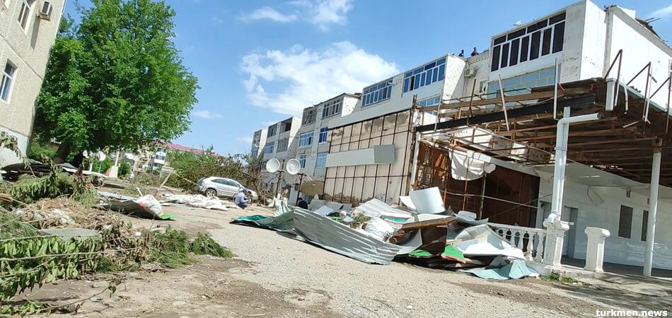 Туркменабад: Город, брошенный на произвол судьбы (фото)