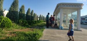 Детей из регионов, которые учились в Ашхабаде, заставляют встать на учет в миграции