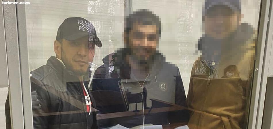 Срок заключения трем гражданам Туркменистана в СИЗО Киева продлили до 29 июля