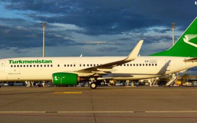 Туркменистан расширяет географию грузовых авиарейсов