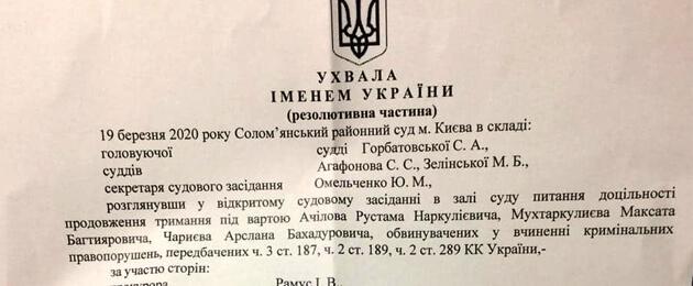 Трое граждан Туркменистана уже два года находятся в СИЗО Киева в ожидании суда. Посольство бездействует