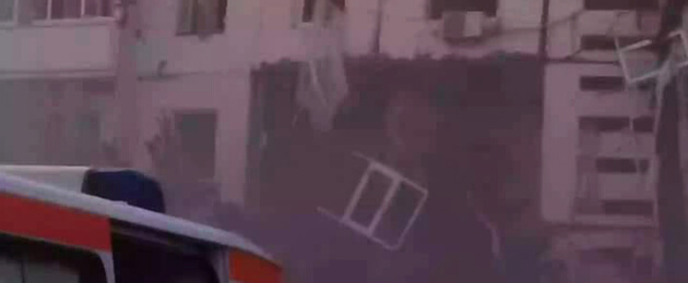 После взрыва жителям Туркменабада рассказывают о технике безопасности