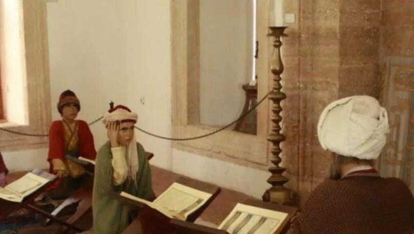 مدرسة  اندرون العثمانية نظام التعليم في الدولة العثمانية