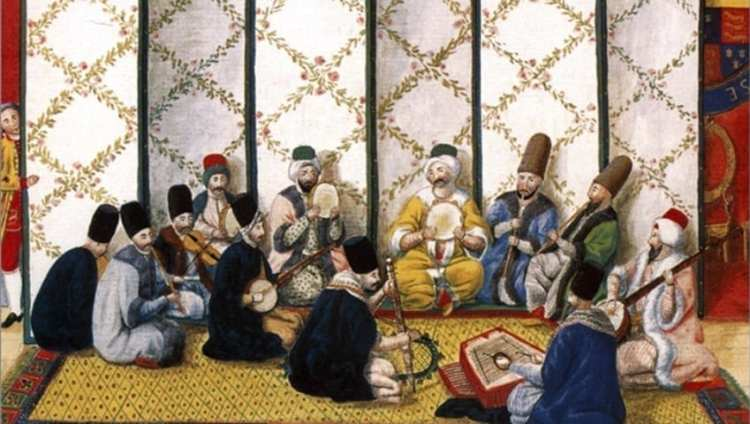 Endrun school Ottoman