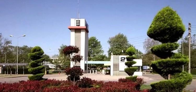 بوابة جامعة جبزي التقنية