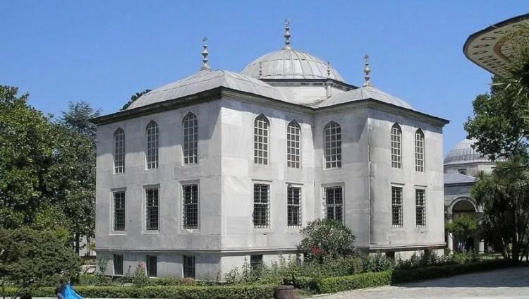 Bibliothèque de l'école Enderun dans le palais de Topkapi ecole Ottomane d Enderun