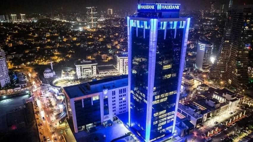 هالك بنك - بنك خلق التركي