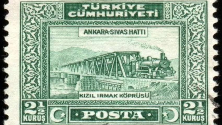 La poste turque à l'ère de la République