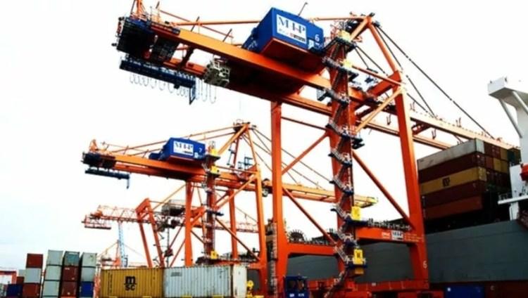 الخدمات في ميناء مرسين