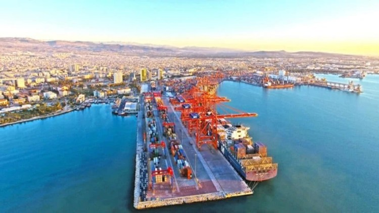 ميناء مرسين الدولي