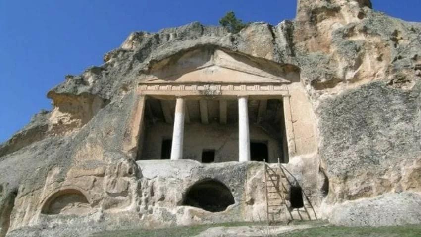 اسكي شهير في العصر البيزنطي