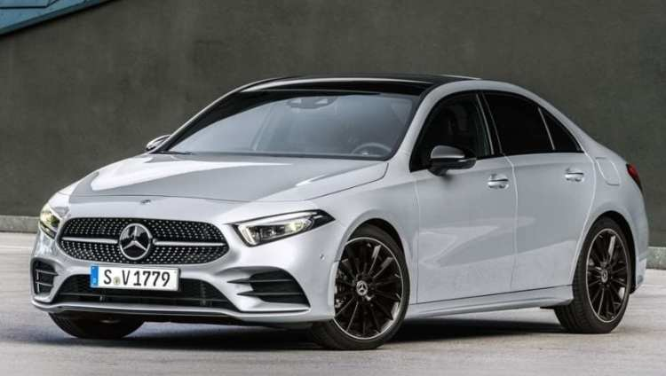 Carro Mercedes na Turquia