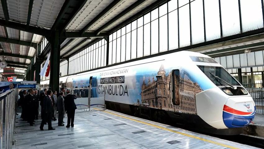 قطار اسكي شهير
