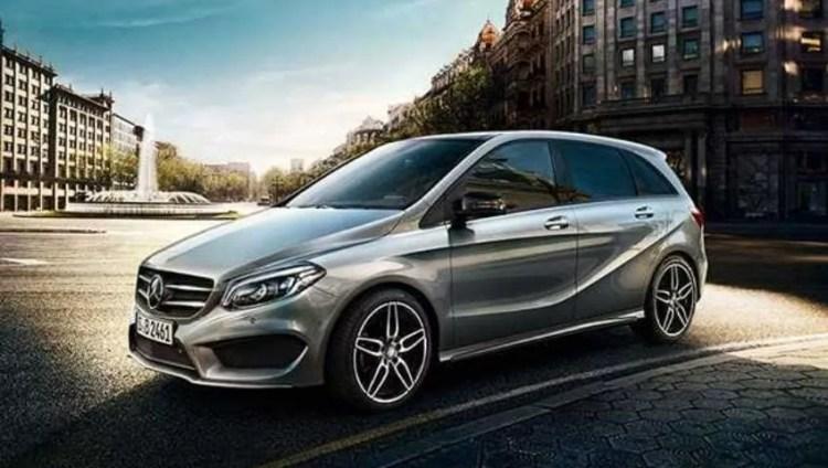 Preço Mercedes Classe B 2020