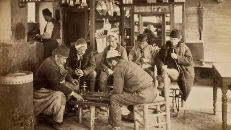 مقهى عثماني