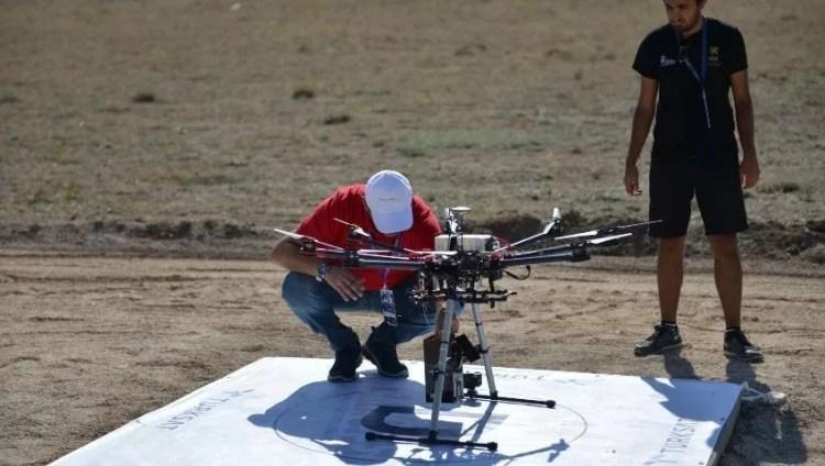Teknofest-Drohne
