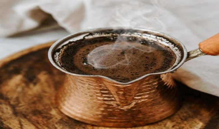 Cezve ibrik caffettiera