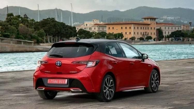 Toyota-auto's in Turkije