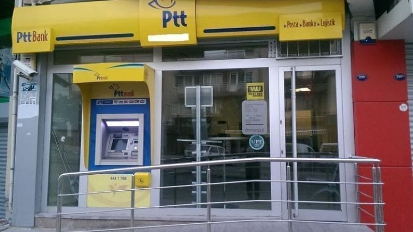 frais de Western Union en Turquie