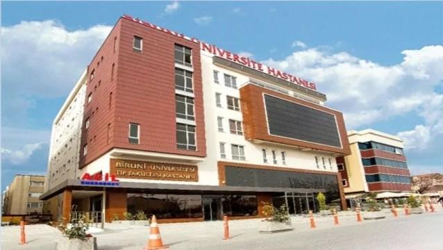 مستشفى البيروني الجامعي اسطنبول