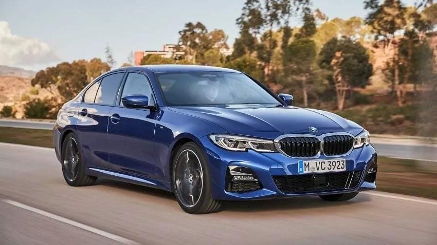 BMW 3 Turkey 1