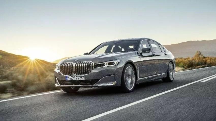 BMW 7 Turkey