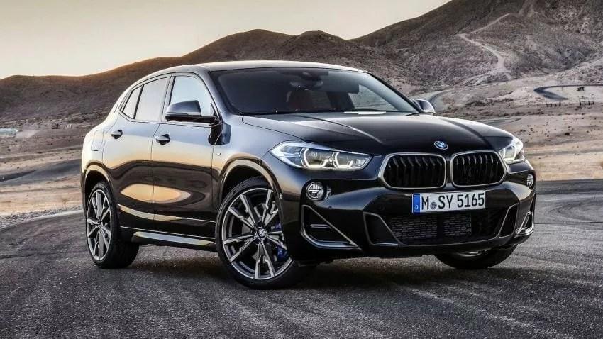 BMW X2 Preis in der Türkei