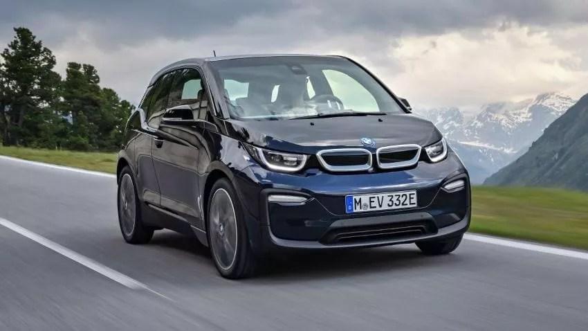 BMW i3 electrical car price in Turkey 1