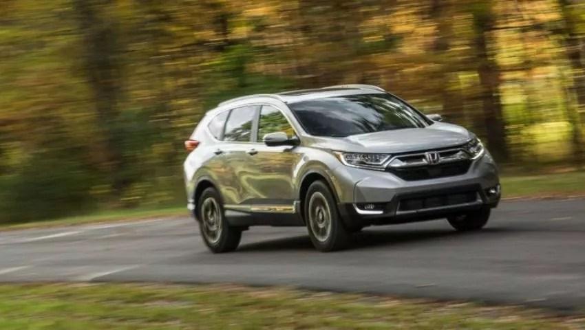 Honda CR V Turkey price