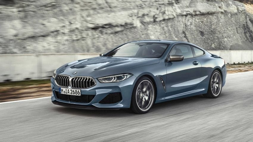BMW 8 Autopreise in der Türkei