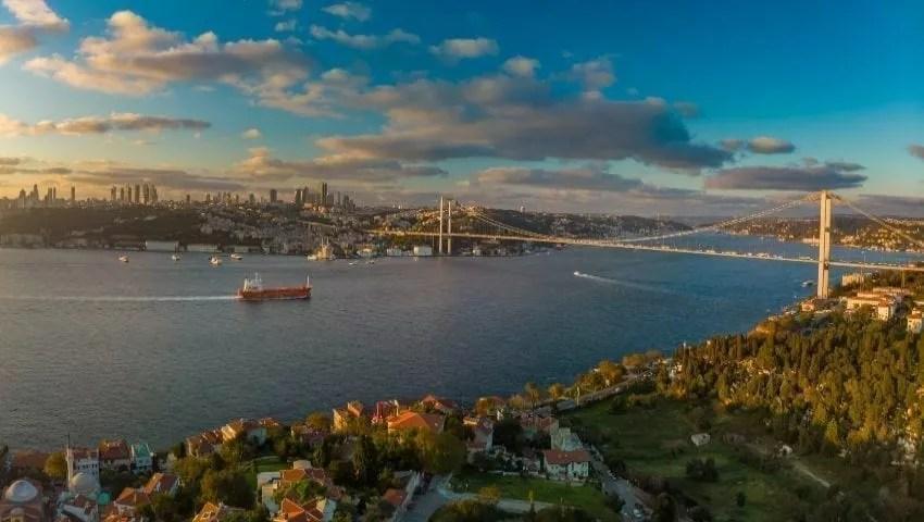 Investieren Sie in die Türkei