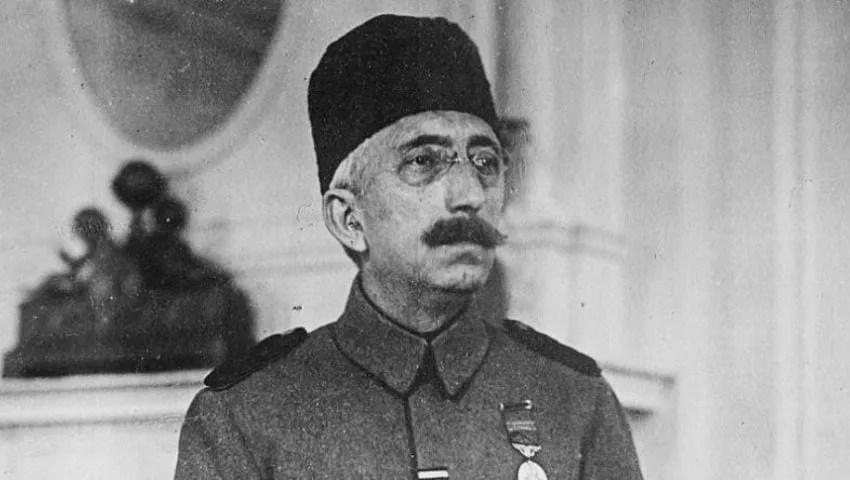 Sultan Vahid al-Din, the last Ottoman Sultan Sultan Mehmed VI