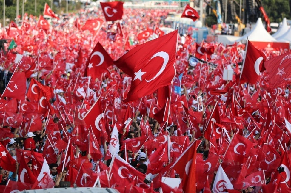 Recession hits Turkey for first time in 9 years ahead of key elections