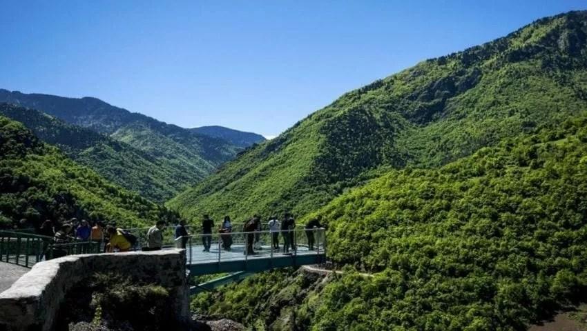 وادي تشوروه السياحة في ارتفين