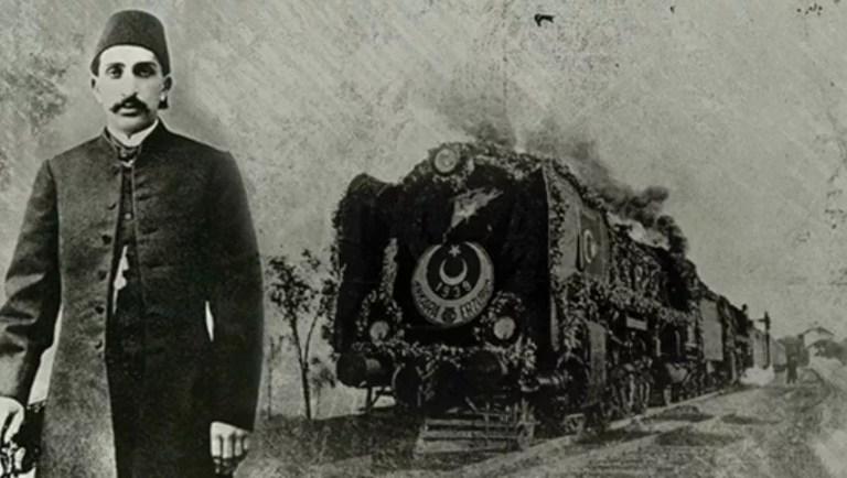 Хиджазская железная дорога