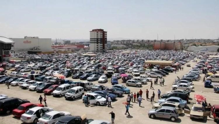 سيارات مستعملة للبيع في اسطنبول سوق السيارات المستعملة