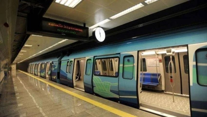 مترو اسطنبول