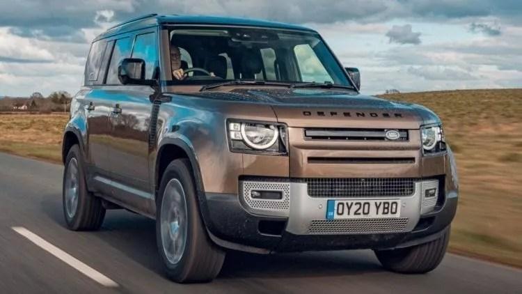 Prețurile mașinilor Land Rover în Turcia