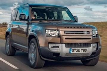 Land Rover en Turquie