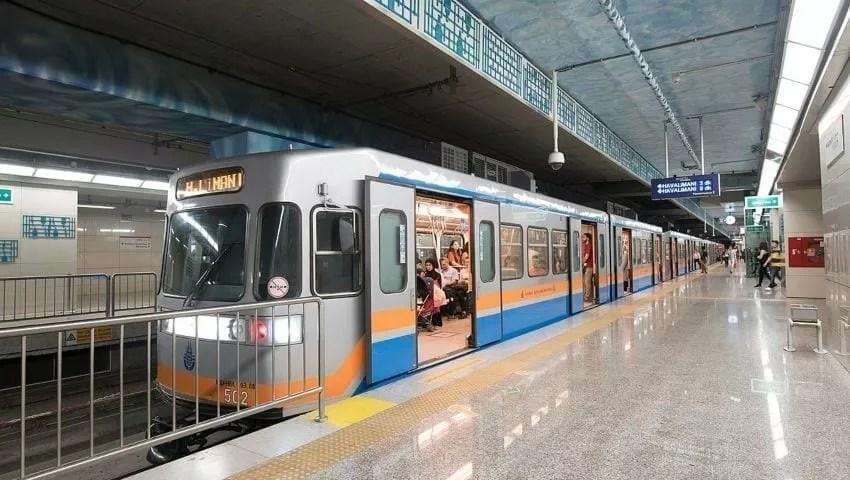 U-Bahnlinie M1 Istanbul